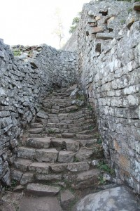 Stone work at Great Zimbabwe