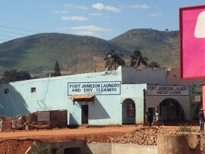 New and old Chipata
