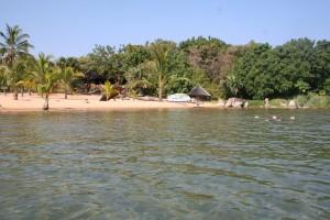 Isango Bay