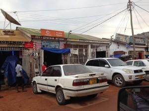 Streets Kigoma