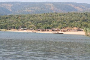 Fishing Village Lake Tanganyika