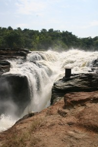 Murchison Falls top