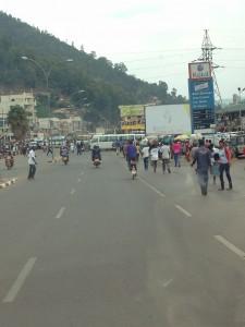Kigali sights
