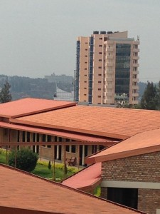 Our rooms in Kigali