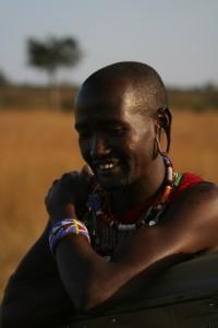 Masai George