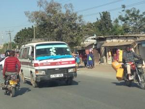 Arusha scenes
