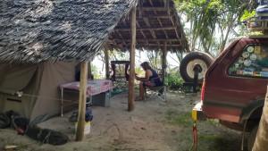Peponi Camp Site