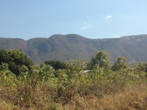 Rift Valley boundary