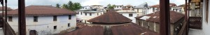 Stone Town Roof Top View