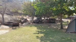 Chembe campsite